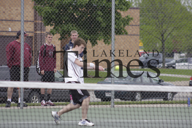Tennis Sub-Sectional