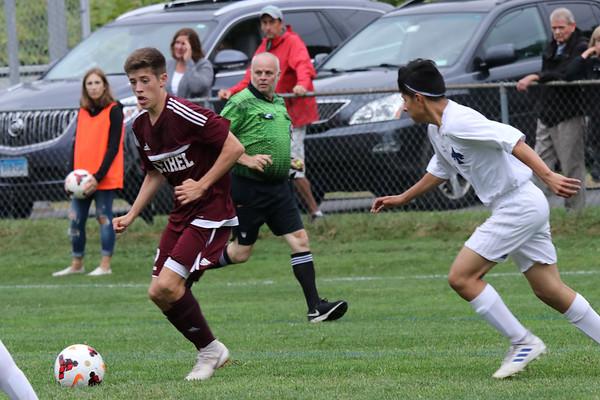 Varsity Boys Soccer vs Abbott Tech - 09/12/2019