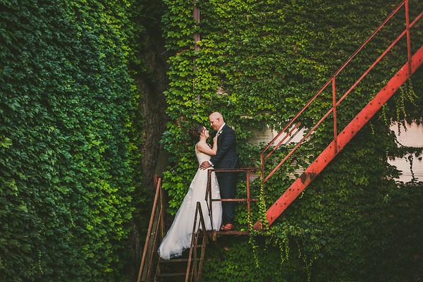 Mercantile Hall Wedding | Lyndsey & Joe