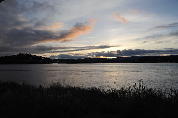 Alsea Bay Sunrise