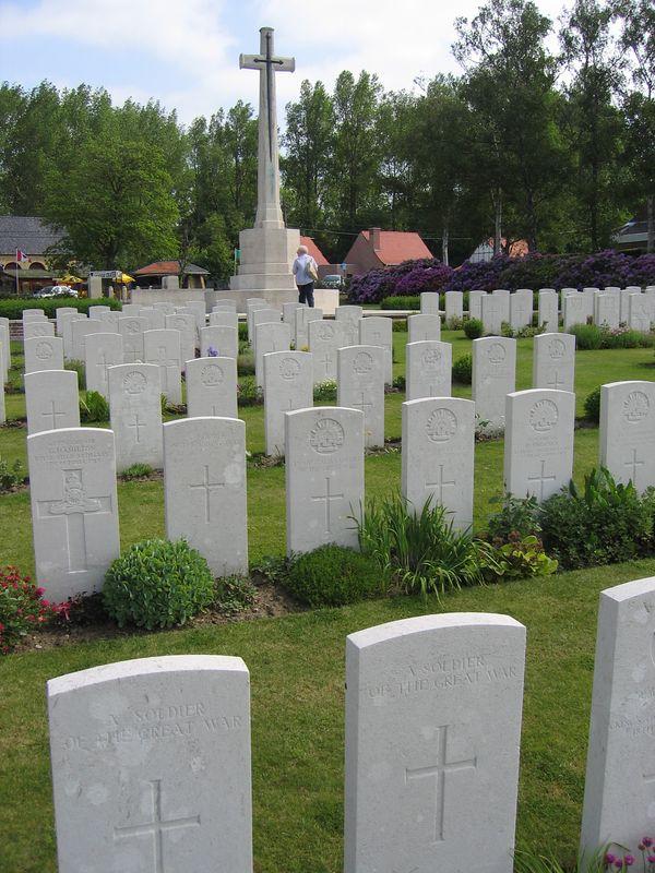 Ypres Salient, Belgium