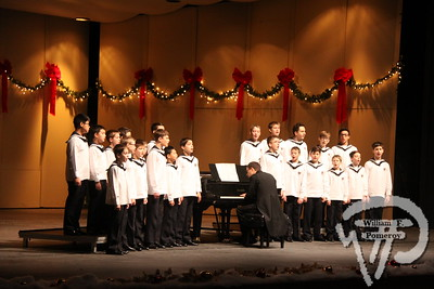 BARNSTABLE PERFORMING ARTS CENTER — vienna boys' choir. . . wiener sängerknaben — Hyannis, MA 12 . 10 - 2014