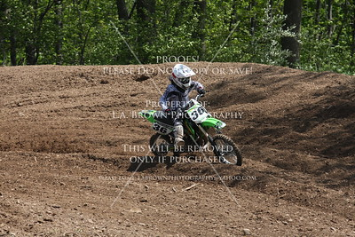 Moto 1 Sr Mini  Hogback May 17, 2009