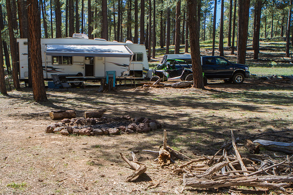 Stoneman Lake AZ 9-14-16-18 No WM