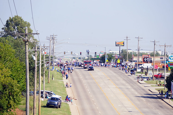 Homecoming Parade and Ceremony