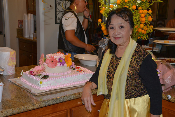 Agnes 80th Bday Party