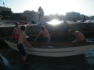 Boathouse Meetings