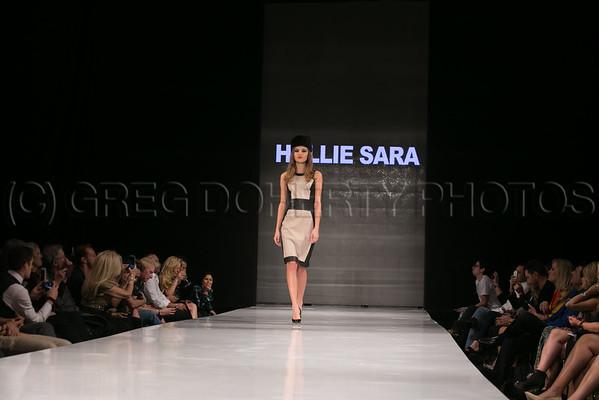 LA Fashion Week - Hallie Sara