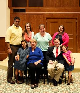 Vance Family Peeks