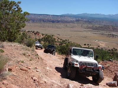 Moab Jeepin' Journies