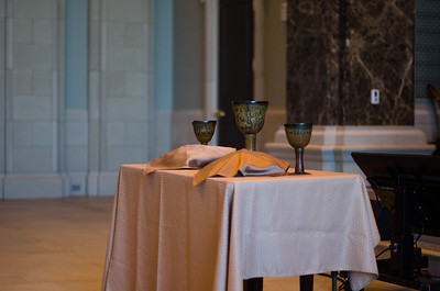 Opening Communion