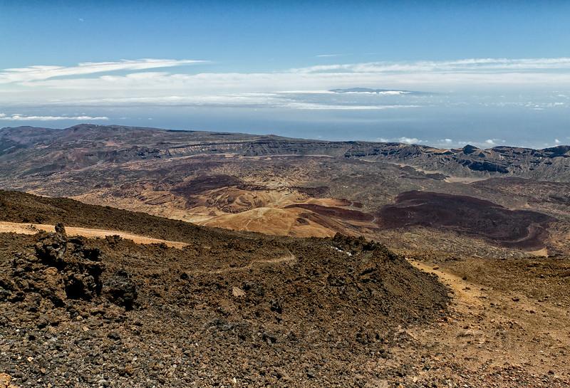 Original Crater - Mount Teide