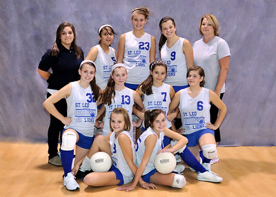 2010 St Leos 8th Grade Team Pictures
