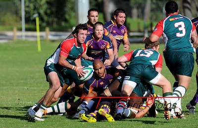 Senior Rugby 2012