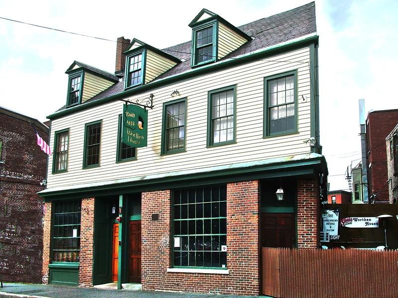 Worthen House - Lowell, MA