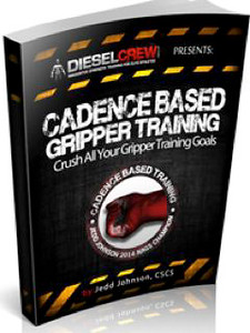 Cadence Based Gripper Training