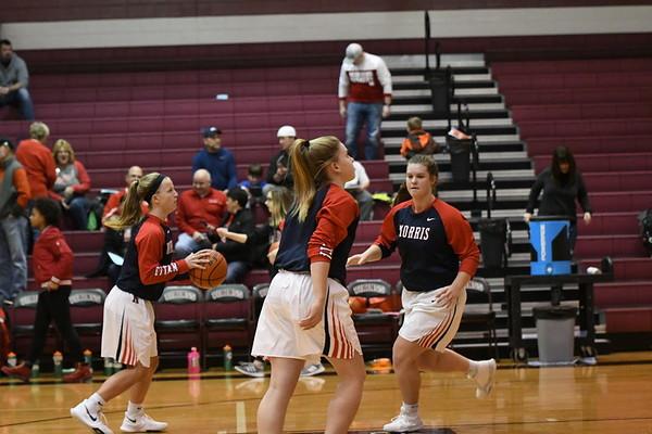 Varsity Girls Basketball vs South Sioux City (Holiday Tournament)
