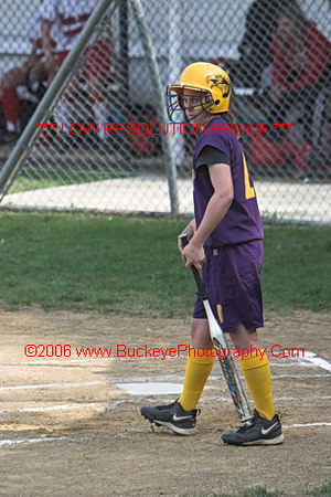 20060505_Fairview vs Avon - Girls Junior Varsity Softball