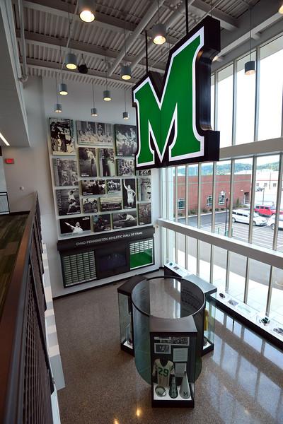 MU Athletic Hall Of Fame-Sept. 2015-Rick Haye