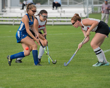 Field Hockey:  Hall-Dale vs Oak Hill