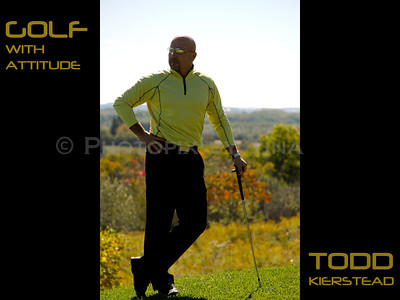"Todd Keirstead ""Golf With Attitude"" Promo Golf Shoot"