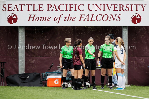 20190914 Womens Soccer Seattle Pacific University Falcons versus Sonoma State University Seawolves Snapshots