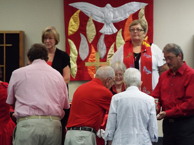 Pentecost Sunday Jun 8 2014