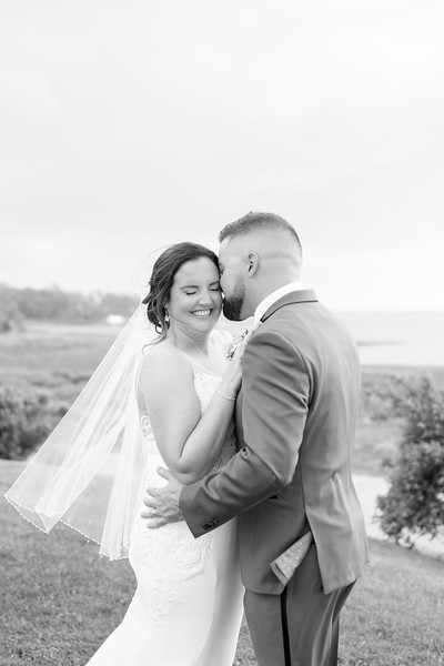 Tracey & Chris's Harbor Lights Wedding