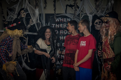 20161029 FOP Haunted House