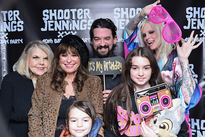 2019.05.19 - Shooter Jennings 40th Birthday Party