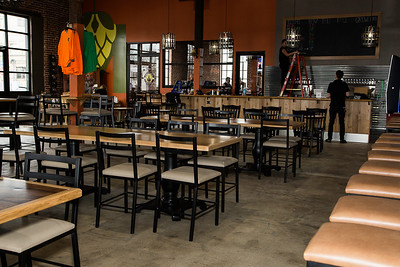 Maker's Craft Brewery Grand Opening