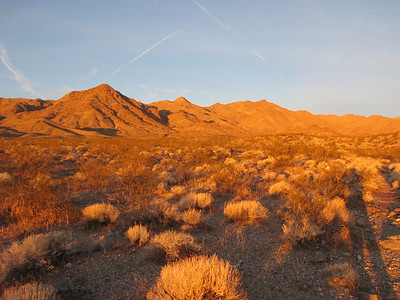 Mt. Wilson - Jan. 22, 2012