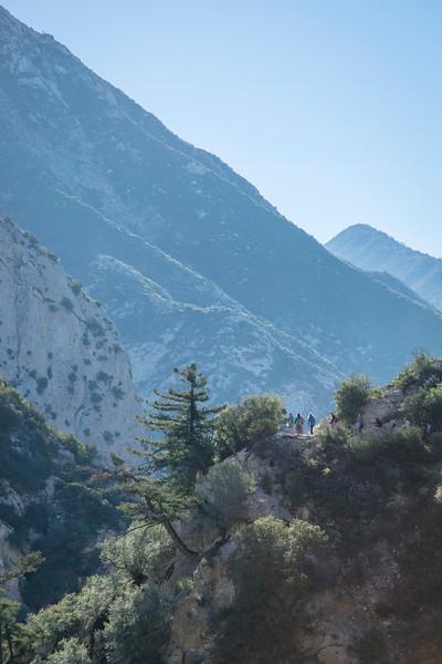 1856 Boy Scouts Switzer Falls Hike