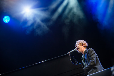 Tom Odell, Bergenfest 2017