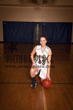 MHS Girls Basketball 2012-13