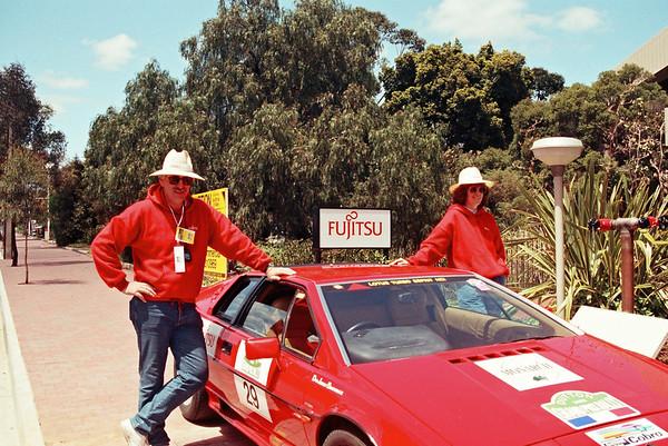 Grand Prix Rally 1992