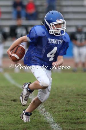 Trinity 7th Grade vs Darby (First Game)