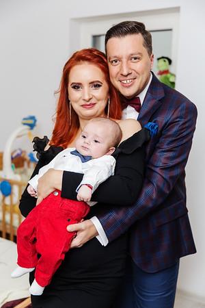 Botezul lui Rares Mihai - 17 noiembrie 2018