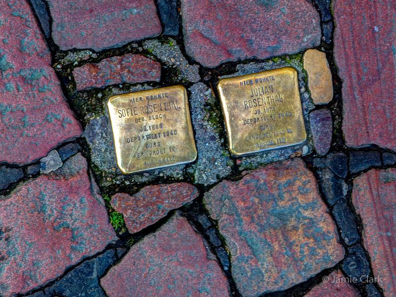 The Rosenthals. Freiburg, Germany