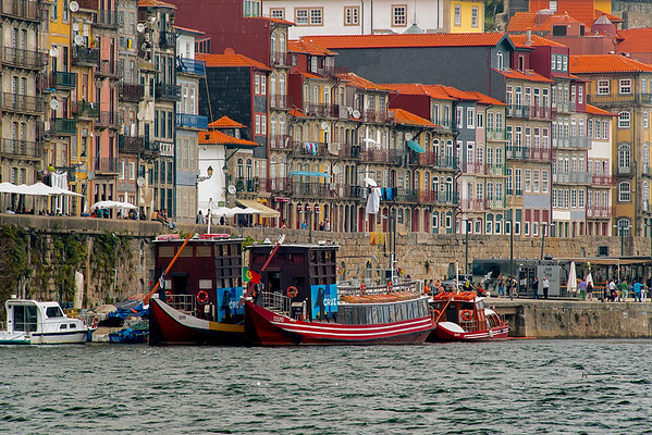 Portugal,  the Douro River Valley and Salamanca, Spain
