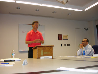 June 26 2006 Toastmasters Meeting