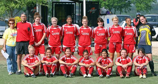 Lonestars 89 Red Game Spring 2006