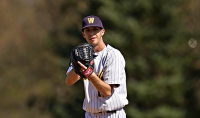 Kings at Wilkes Baseball 04/13/12
