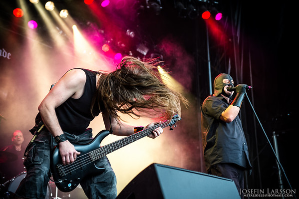 The Kristet Utseende - Sweden Rock 2016