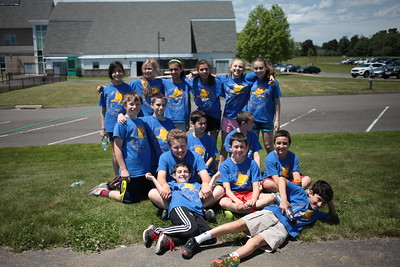 Fifth Grade Field Day