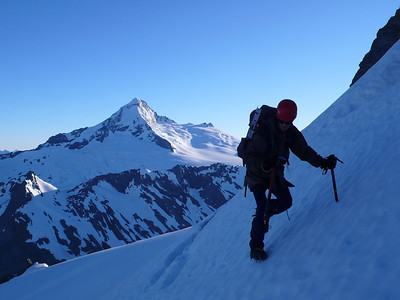 Mt Barff 27-28 November 2010