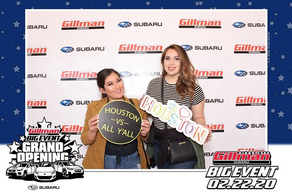 Gillman Subaru Big Event - Photos