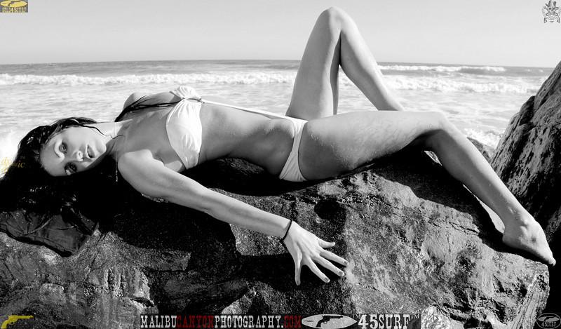 beautiful woman sunset beach swimsuit model 45surf 854.90...