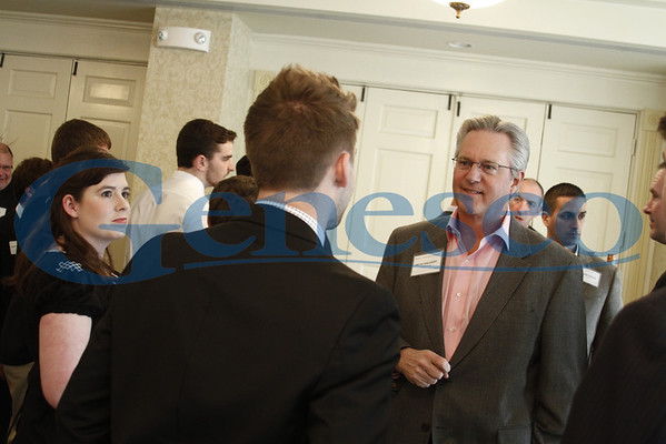 Spring 2012 School of Business Networking Dinner
