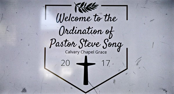 Steve Song Ordination 3.19.17 CC Grace